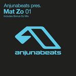 ZO, Mat/VARIOUS - Anjunabeats Presents Mat Zo 01 (Front Cover)