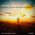 GREENCRAFT - Chasing The Sun (Front Cover)