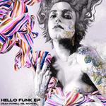 POWELL, Dsan/GIL MONTIEL - Hello Funk EP (Front Cover)