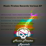 VARIOUS - Music Pirates Records Various EP (Front Cover)