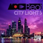 MOCKBEAT - City Lights (Front Cover)