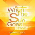 BURDAN - When The Sun Goes Down (Front Cover)