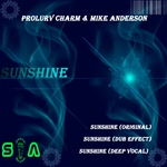 PROLURV CHARM feat MIKE ANDERSON - Sunshine (Front Cover)