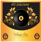 VARIOUS - 4d Selections (Volume One) (Front Cover)