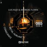 RUIZ, Luis/ANDREAS FLORIN - Metal Hurlant (Front Cover)
