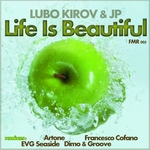 KIROV, Lubo feat JP - Life Is Beautiful (Front Cover)