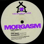 MORGASM - Far Away EP (Front Cover)