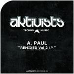 A PAUL - Remixed Vol 2 (Ganez & Marco Woods Remix) (Front Cover)
