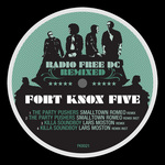 FORT KNOX FIVE - Radio Free DC Remixed Vol 8 (Front Cover)