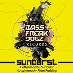 COTTONMOUTH - Sunburst (Front Cover)