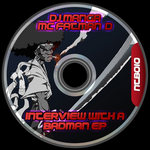 DJ MANGA feat FATMAN D - Interview With A Baman EP (Front Cover)