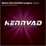 SALA, Matteo/ANTOLINI I PROGRESS - Orgasm (Front Cover)