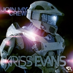 EVANS, Kriss feat STYD - Join My Crew (Front Cover)