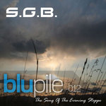 SGB - The Song Of The Evening Steppe (Front Cover)