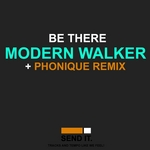 MODERN WALKER - Be There (Front Cover)