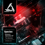 SPECIES - Distance Operation EP The Remixes (Front Cover)