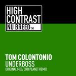 COLONTONIO, Tom - Underboss (Front Cover)