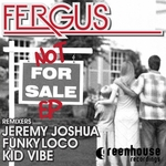 FERGUS - Not For Sale (Front Cover)