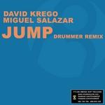 KREGO, David/MIGUEL SALAZAR - Jump (Drummer remix) (Front Cover)