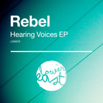REBEL - Hearing Voices EP (Front Cover)