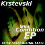 KRSTEVSKI - Mild Condition EP (Front Cover)