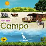 KILLER BEAT - Los Del Campo EP (Front Cover)