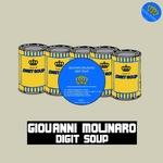 MOLINARO, Giovanni - Digit Soup EP (Front Cover)