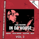 VARIOUS - Luca Facchini In Da House Vol 3 (Front Cover)