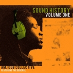 AMJ DUB COLLECTIVE - Sound History Vol 1 (Front Cover)