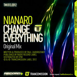 NIANARO - Change Everything (Front Cover)
