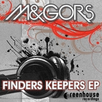 M&GORS - Finders Keepers EP (Front Cover)