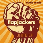 FLAPJACKERS - Unite EP (Front Cover)
