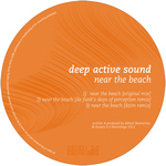 DEEP ACTIVE SOUND - Near The Beach (Front Cover)