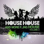VARIOUS - House House & More F King House Vol 2 (Front Cover)