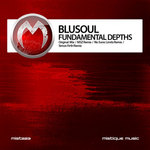 BLUSOUL - Fundamental Depths (Front Cover)
