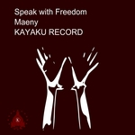 MAENY - Speak With Freedom (Front Cover)