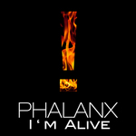 PHALANX - I'm Alive (Front Cover)