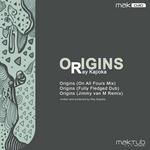 KAJIOKA, Ray - Origins (Front Cover)