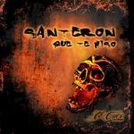 SANTERON - Que Te Piso (Front Cover)