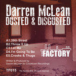 McLEAN, Darren - Dusted & Disgusted (Front Cover)