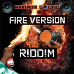 STEVENS, Richie/BUCCANEER/GENERAL DEGREE/FRENCHIE/THE DUB ORGANISER - Fire Dub Riddim (Front Cover)