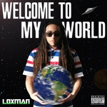 LOX MAN - Welcome To My World (Front Cover)