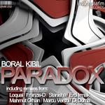 BORAL KIBIL - Paradox (Back Cover)
