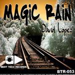 LOPEZ, David - Magic Rain EP (Front Cover)