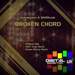 JOURNEYMAN/BARRCODE/SETH VOGT/DUANE BARRY - Broken Chord (Front Cover)