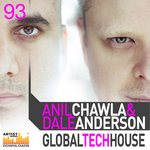 CHAWLA, Anil/DALE ANDERSON - Global Tech House (Sample Pack WAV/APPLE/LIVE/REASON) (Front Cover)
