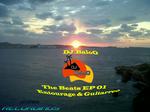 DJ BALOO - The Beats EP 01 Entourage & Guitarreo (Back Cover)