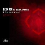 JON, Dean feat GARY ATTREE - Red Monday (Front Cover)