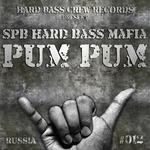 SPB HARD BASS MAFIA - Pum Pum (Front Cover)