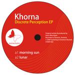 KHORNA - Discrete Perception EP (Front Cover)